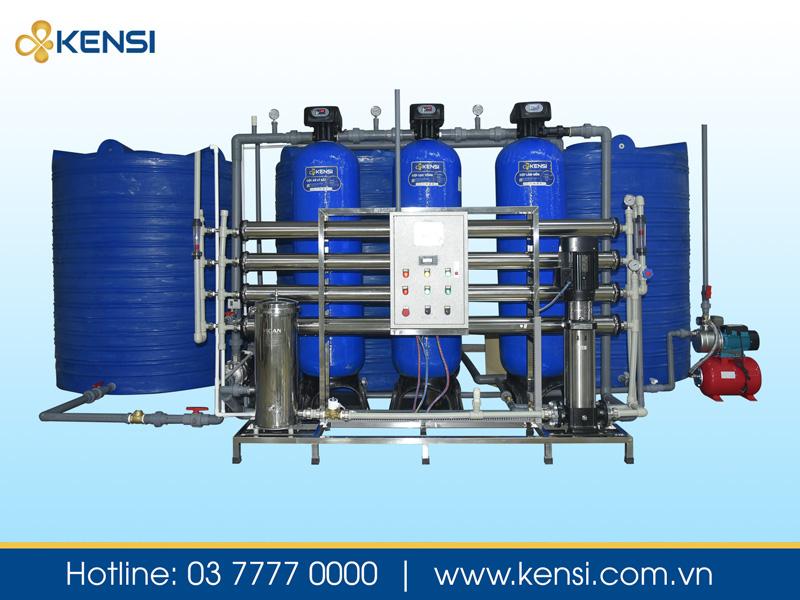 Hệ thống lọc nước công nghiệp 2000LH