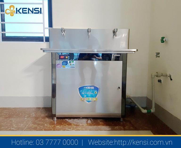 Máy lọc nước nóng lạnh công nghiệp