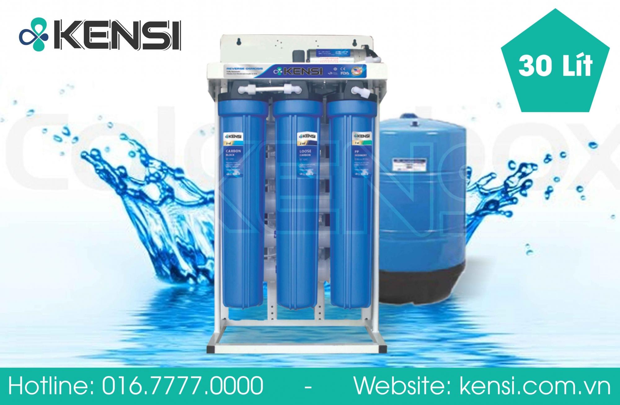 Máy lọc nước bán công nghiệp 30l/h
