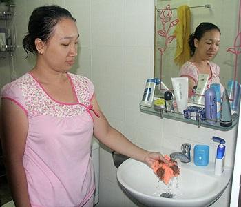 Thực trạng nước sạch chung cư