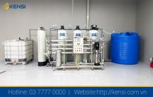Hệ thống máy lọc nước khử khoáng EDI có gì đặc biệt?