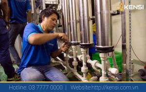 Hệ thống lọc nước gia đình xử lý hiệu quả mọi nguồn nước