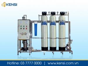Chức năng của các thiết bị trong hệ thống lọc nước công nghiệp